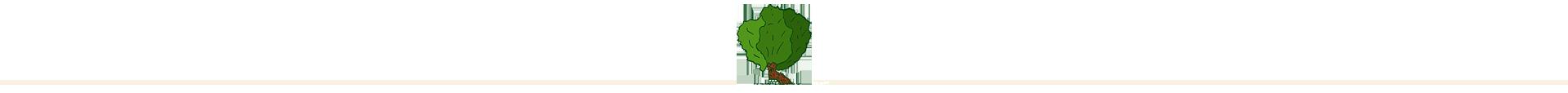 Baum Trennlinie