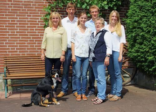 Familie Holtdirk